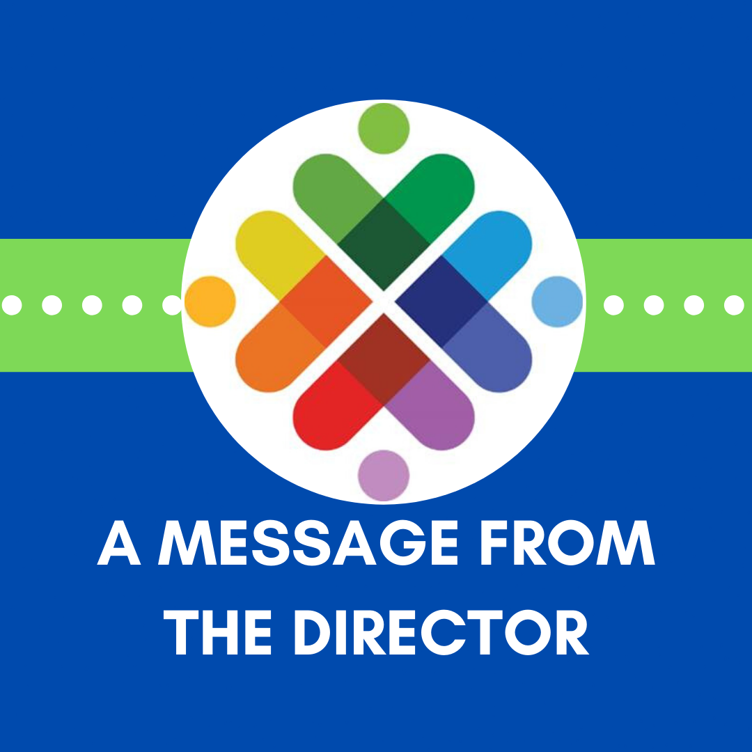 message from the director
