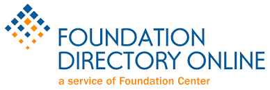 Logo for Foundation Directory Online