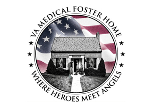 Logo of the VA Medical Foster Home Program