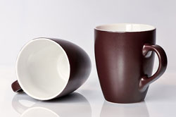 Image of two coffee mugs