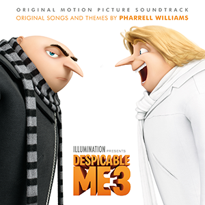 Movie poster of Despicable Me 3