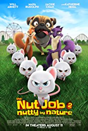Movie Poster of Nut Job 2