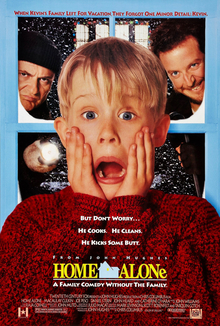 Movie Poster of Home Alone