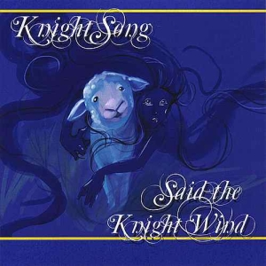 Image of an art cover for the band KnightSong