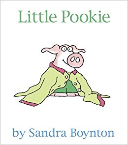 Book Cover of Little Pookie
