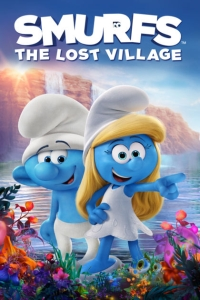 Movie Poster of Smurfs the lost village