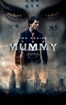 Movie Poster of The Mummy