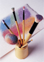 image of art supplies