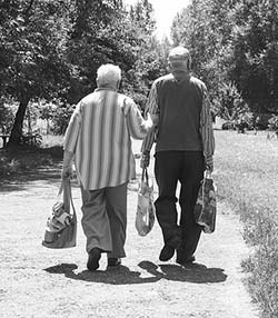 Image of two senior citizens.
