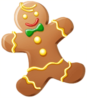 Image of a Gingerbread Man