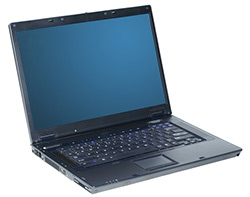 Image of a laptop computer.