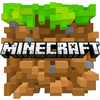 Image of Minecraft logo