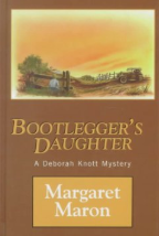 book cover of bootleggers daughter