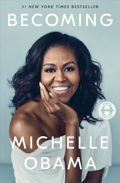 becoming book cover michelle obama
