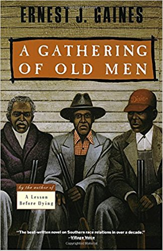 Book Cover for A Gathering of Old Men