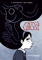 Book Cover of Anya's Ghost