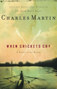 Book cover of When Crickets Cry
