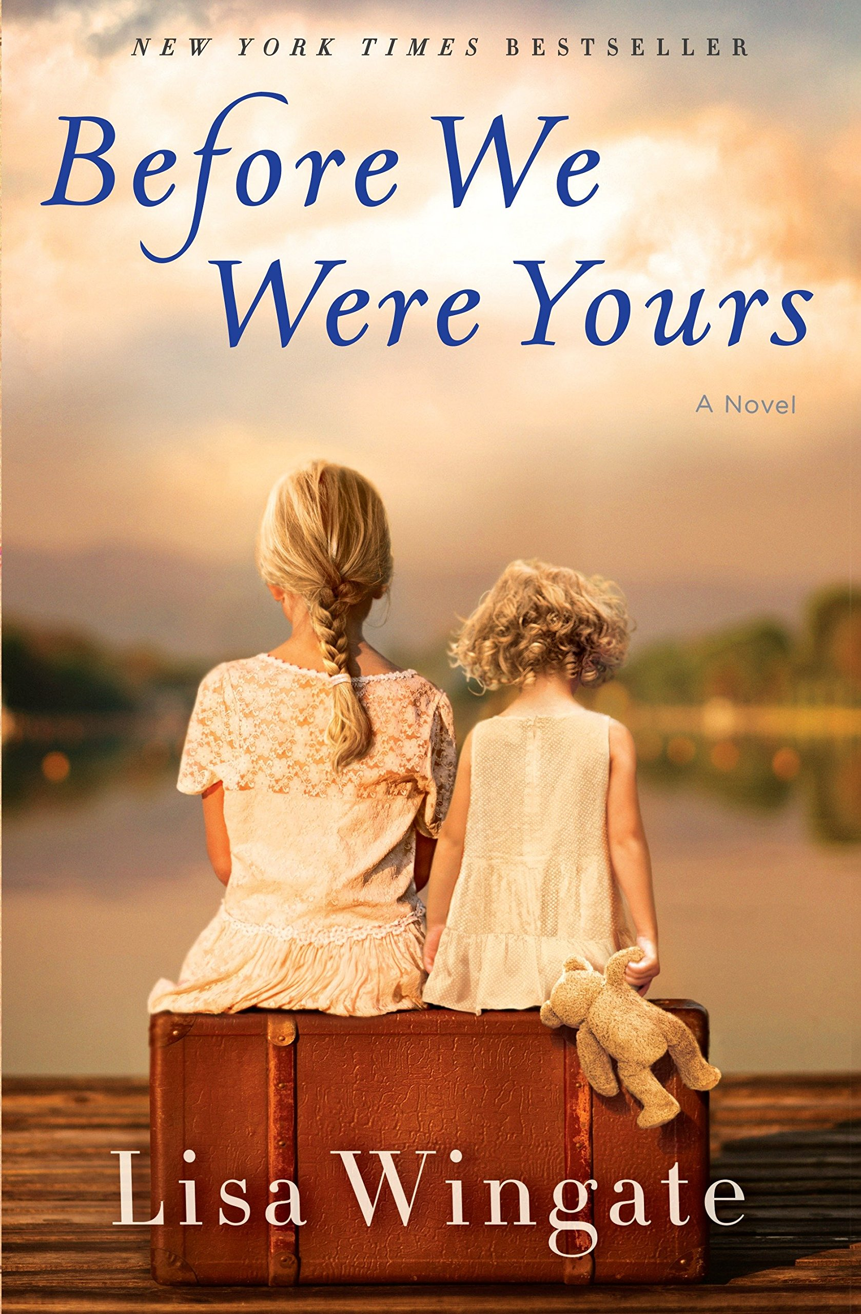Before We Were Yours by Lisa Wingate cover