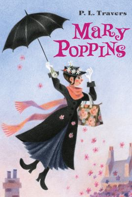 Book cover of Mary Poppins