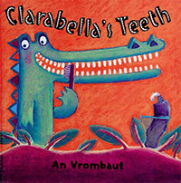 Book cover of Clarabella's Teeth.