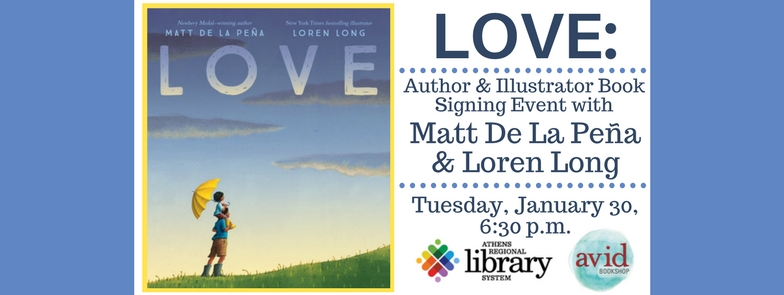 Love Book Signing Event
