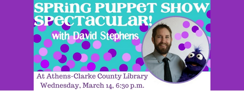 Spring Puppet Show Spectacular!