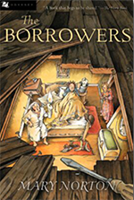 Book cover of The Borrowers