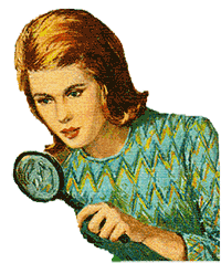 Image of Nancy Drew.