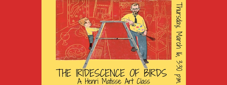 The Iridescence of Birds Art Class