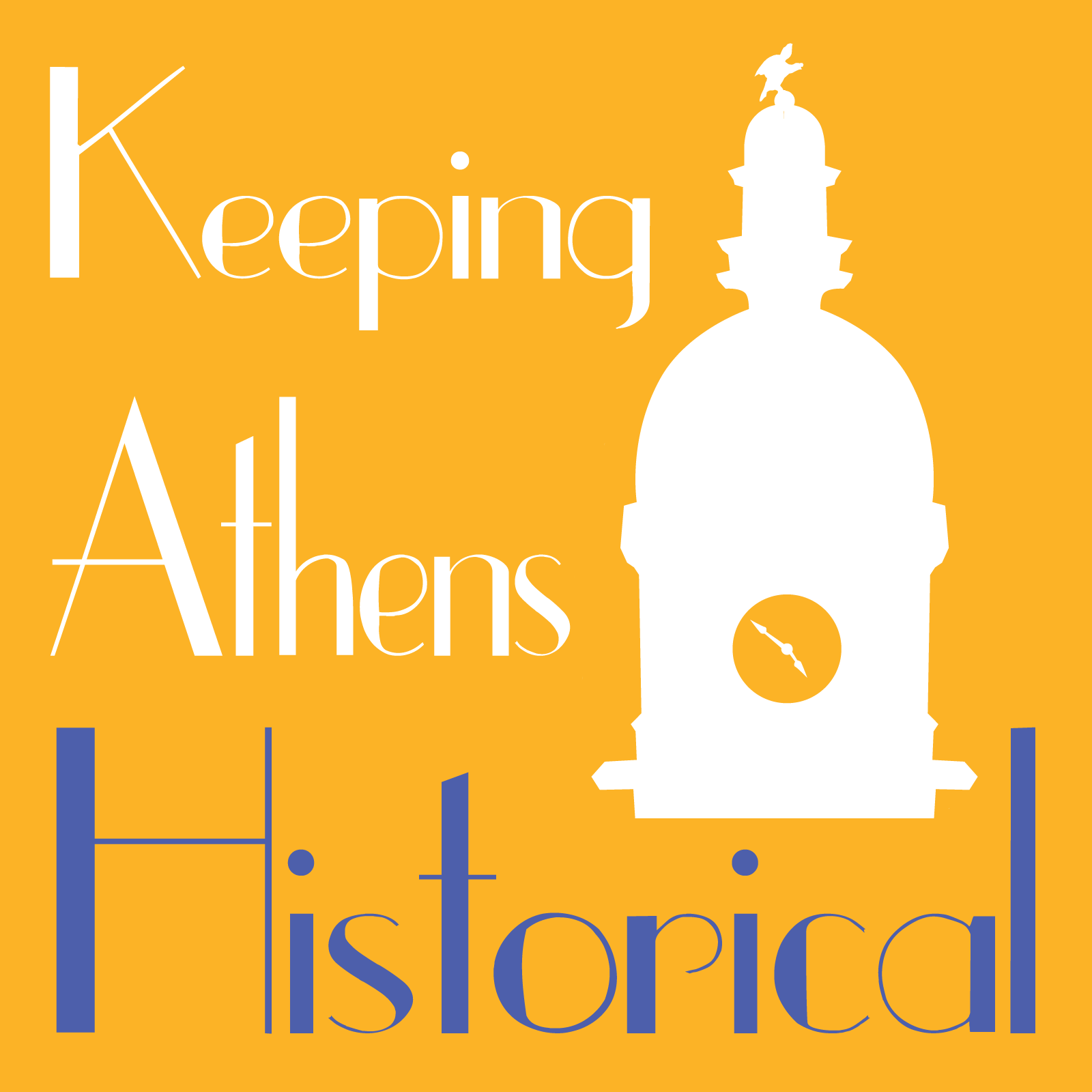 Keeping Athens Historical Podcast logo