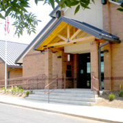Photograph of the Madison County Library