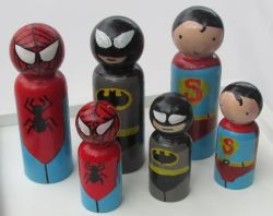 image of peg dolls