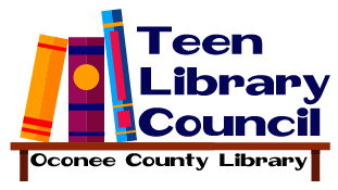 image of teen library council logo
