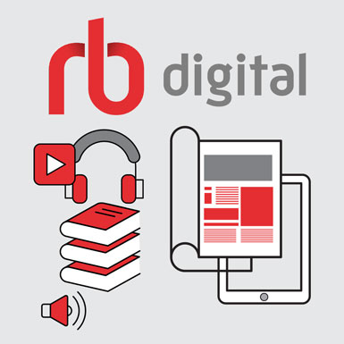 rb digital logo - ebooks, audiobooks, and magazines